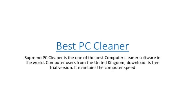 free download pc cleaner trial version