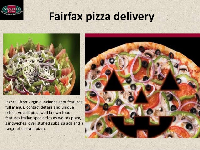 Fairfax Station Food Delivery