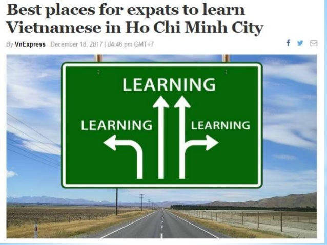Best places for expats to learn vietnamese in ho chi minh city