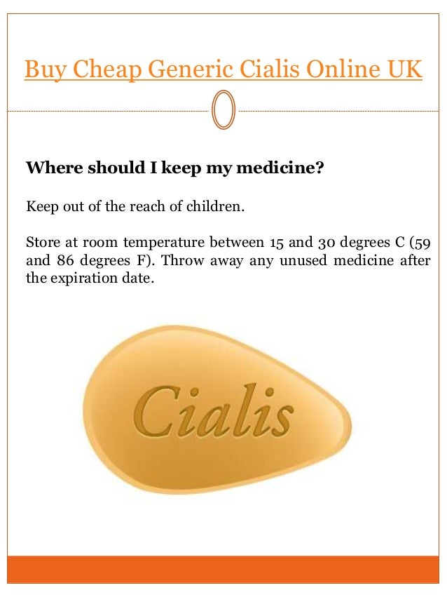 Cialis cheap uk