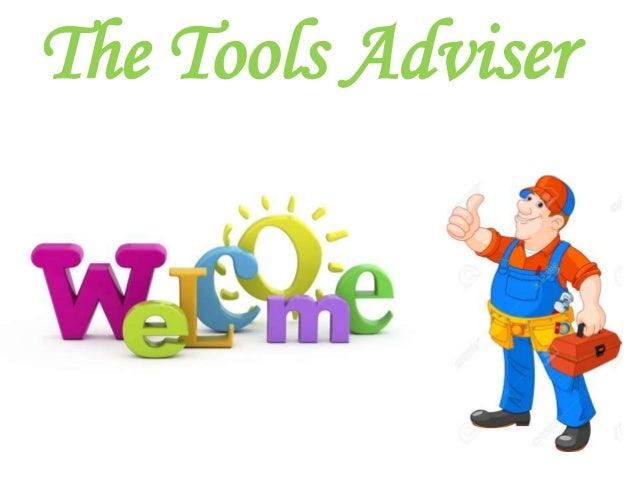 The Tools Adviser