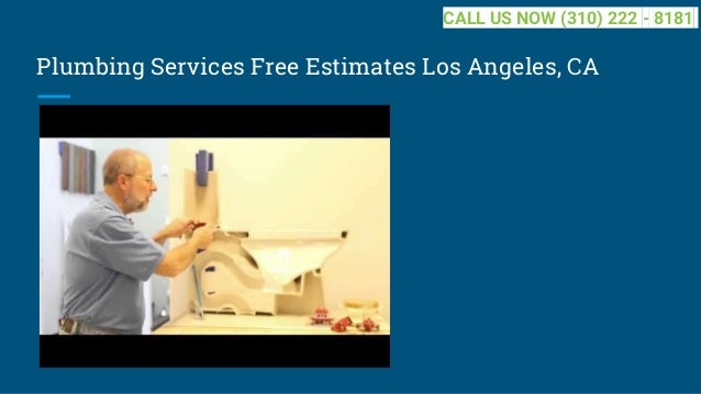 Best Plumbing Los Angeles Ca