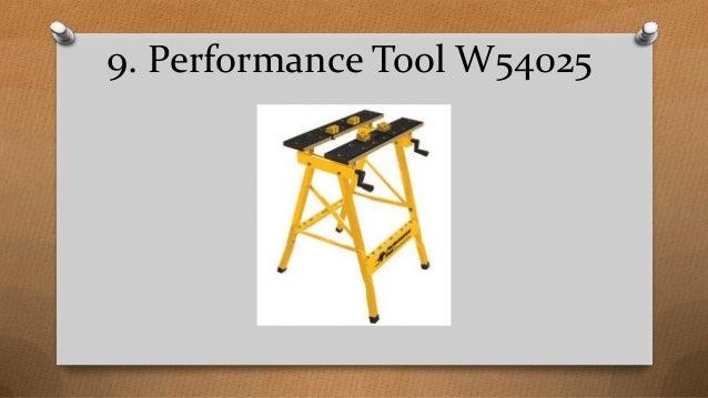 Best portable workbenches Slide 3