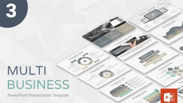 Best Powerpoint Templates For 2017 - Slidesalad