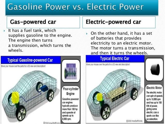 gasoline electric hybrid vehicles essay