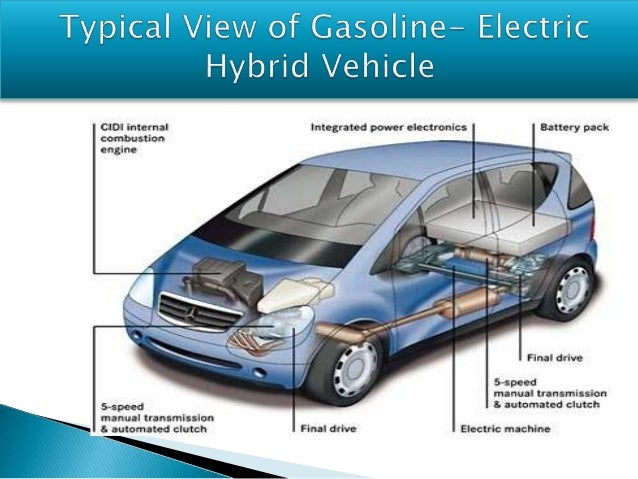 Hybrid electric vehicle 3 essay