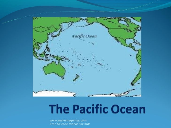 Best Ppt On Ocean Facts - Map videos for kids