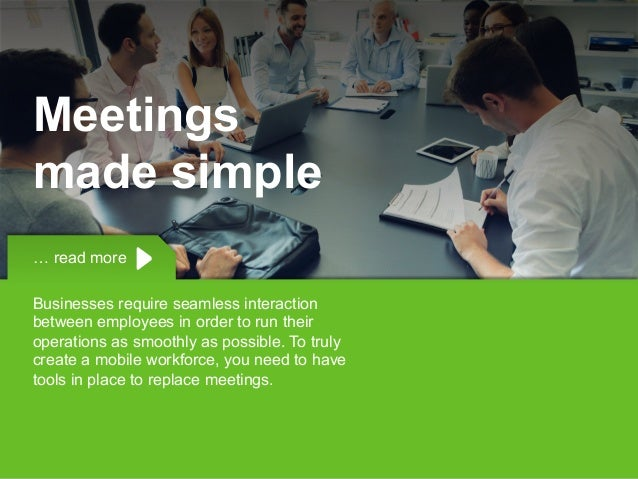 Copyright © 2015 Dimension Data … read more Businesses require seamless interaction between employees in order to run thei...