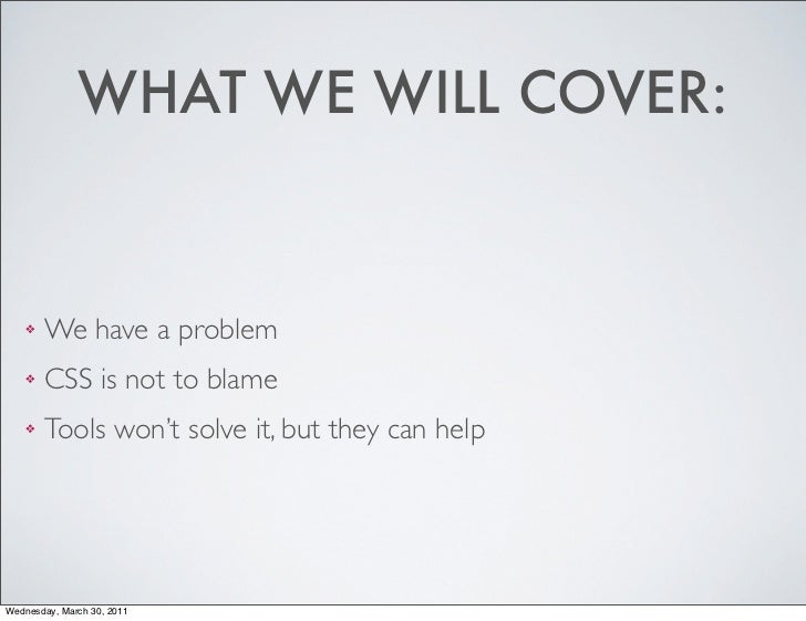 Our Best Practices Are Killing Us Slide 2