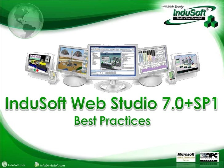 InduSoft Web Studio 7.0+SP1<br />Best Practices<br />