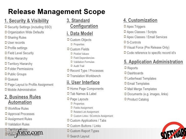 release management best practices pdf