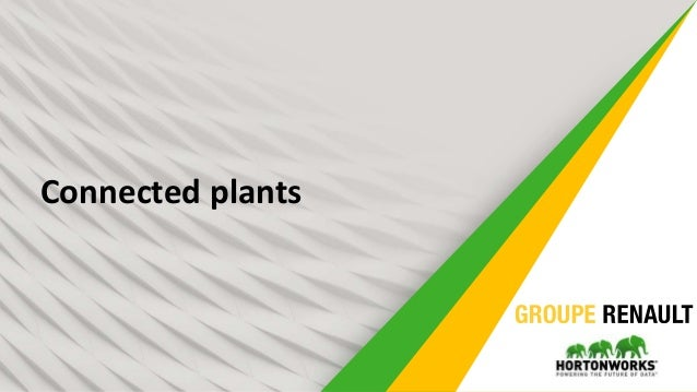 20 Connected plants