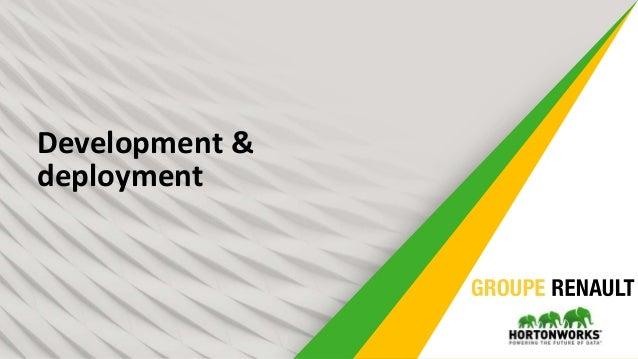 31 Development & deployment