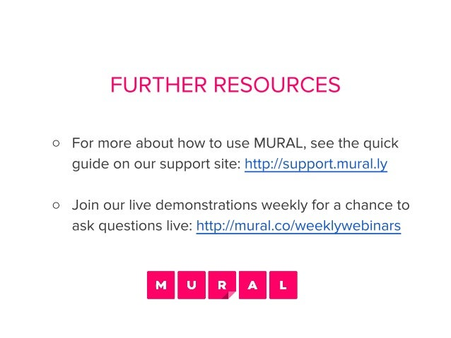 Use Cases with MURAL