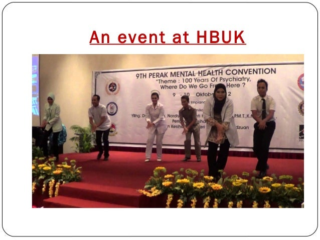 An event at HBUK