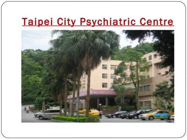 Taipei City Psychiatric Centre