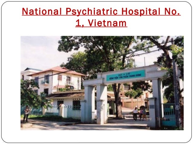 National Psychiatric Hospital No. 1, Vietnam