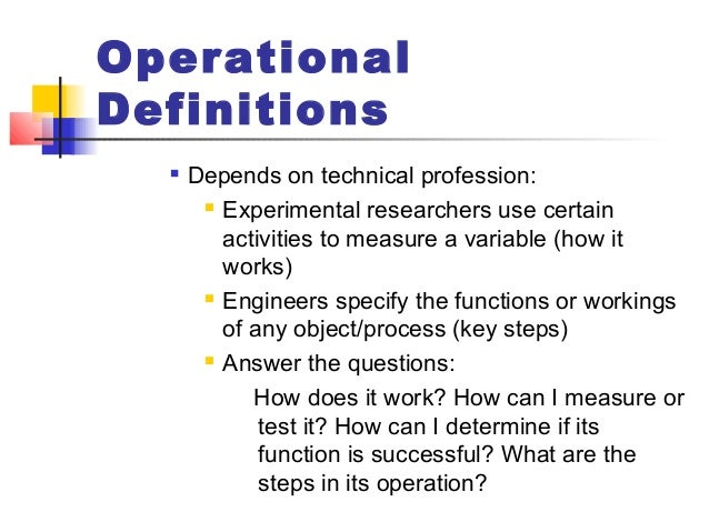 Best Practices For Creating Definitions In Technical Writing And Edit
