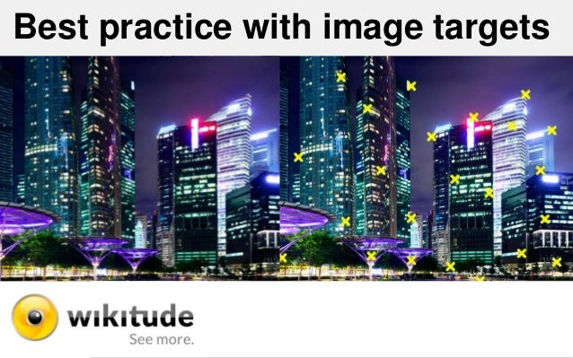 Best practice with image targets
