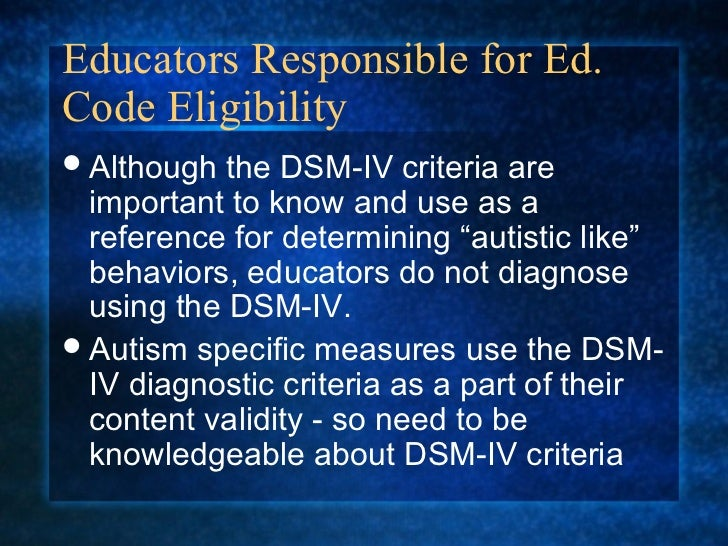 Asd Validity >> Best Practices In Asd Assessment 1