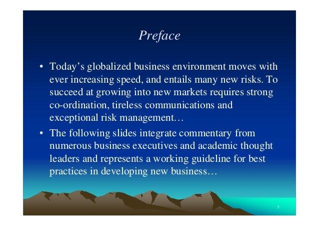 Best practices in business development Slide 3