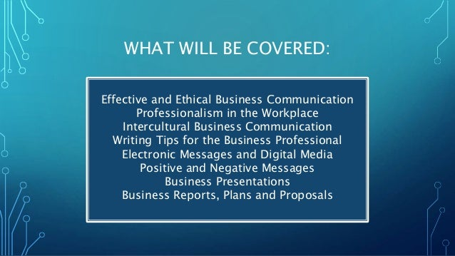 Best practices in business writing and communication  final Slide 2