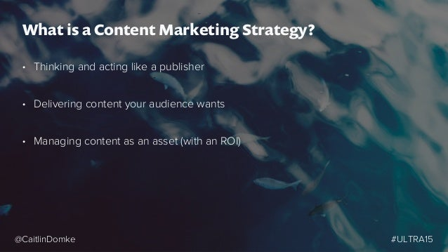 Content Marketing Roadmap Discovery Destination Team Topic Models Customer Journey KPIs / Reporting Optimization • Audien...