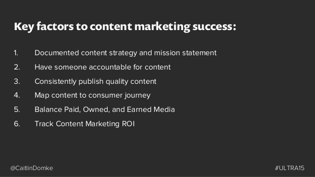 Give yourself a grade! Best Practice R Y G Have a documented content strategy? Have someone managing content Content maps ...