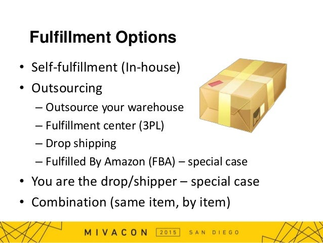 Best Practices In Order Fulfillment