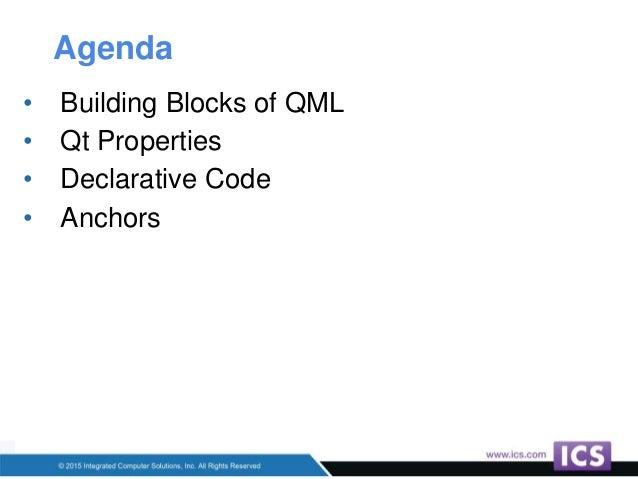 Best Practices in Qt Quick/QML - Part I