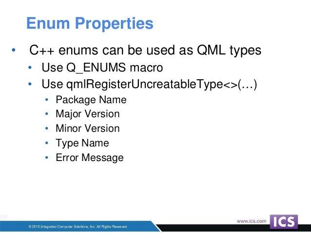 Best Practices in Qt Quick/QML - Part III