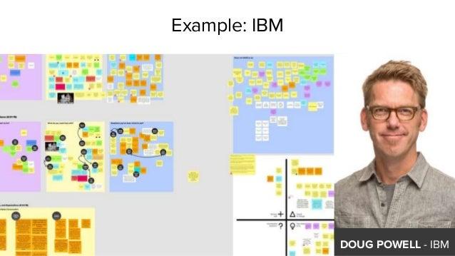 Example: IBM DOUG POWELL - IBM