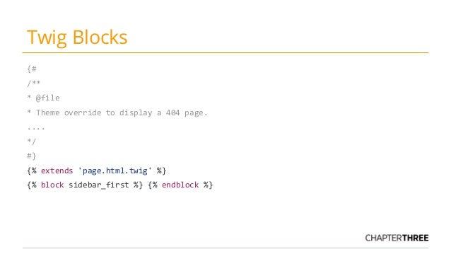 Best Practice Site Architecture in Drupal 8