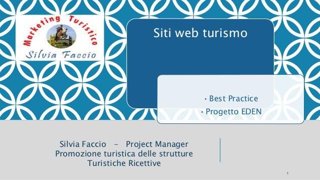 Best practice per i siti web di turismo for Siti web di costruzione domestica