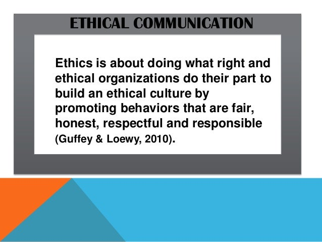 communication skills and ethical practice in it service Effective communication skills in nursing practice effective communication skills in nursing practice  it focuses on core communication skills,.