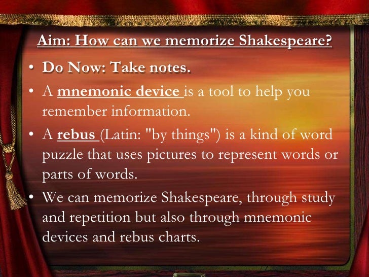 Best Practices Romeo And Juliet Prologue