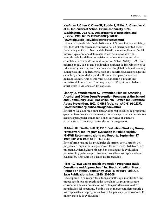 Capítulo 1 - 36  Otros datos relacionados con asuntos juveniles  Oficina de Estadísticas Laborales  Postal Square Building...