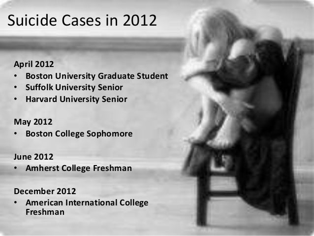 Best Practices for Responding to a Campus Suicide Slide 3