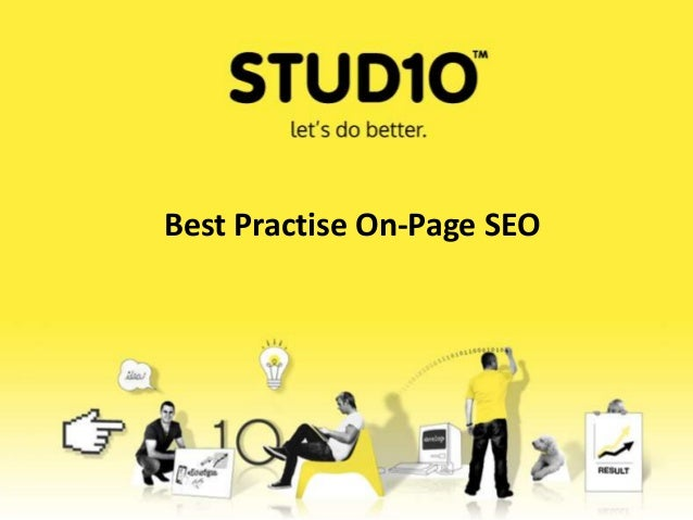 Best Practise On-Page SEO