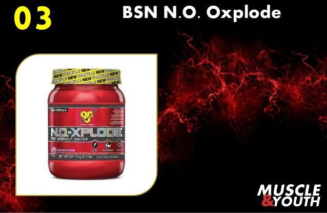 03 BSN N.O. Oxplode