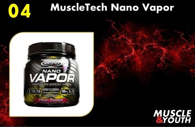 04 MuscleTech Nano Vapor