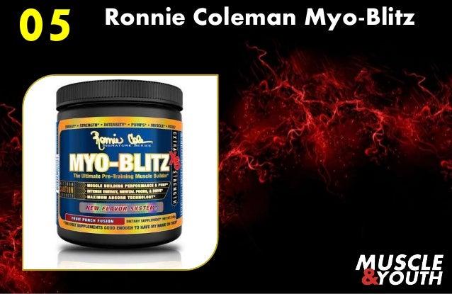 05 Ronnie Coleman Myo-Blitz