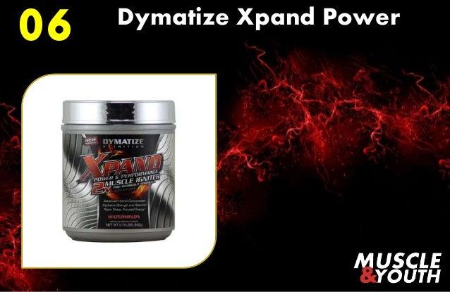 06 Dymatize Xpand Power