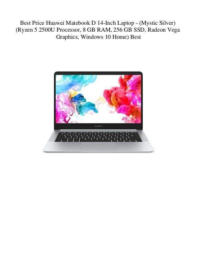 Best Price Huawei Matebook D 14-Inch Laptop - (Mystic Silver) (Ryzen …