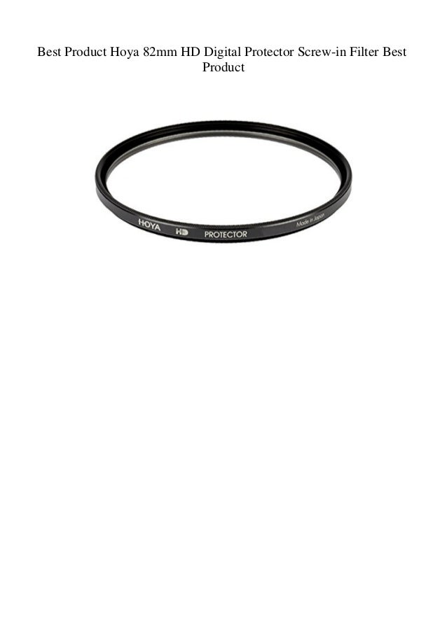 Screw-in Filter Hoya 72mm HD Digital UV