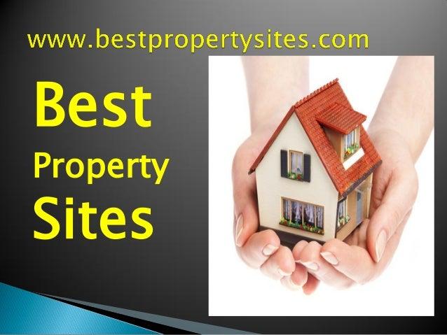 Best Property Sites