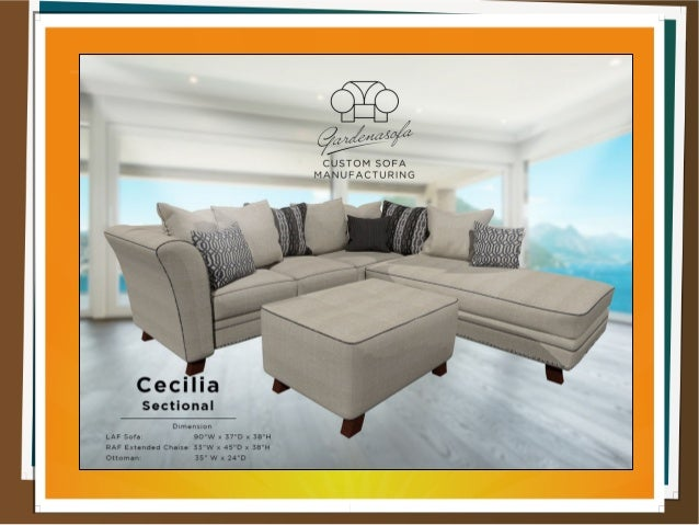 Best Quality And Affordable Custom Sofas Made In Usa