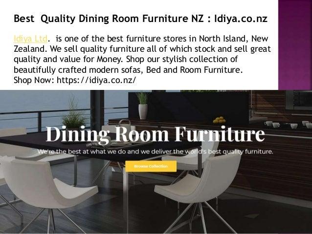 Best Quality Dining Room Furniture Nz Idiya Co Nz