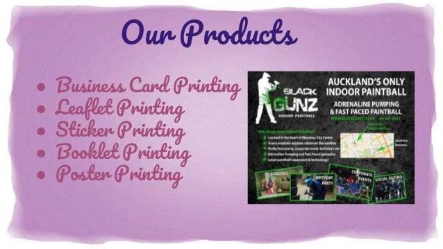 Best quality sticker printing auckland 3 our products business card printing reheart Gallery