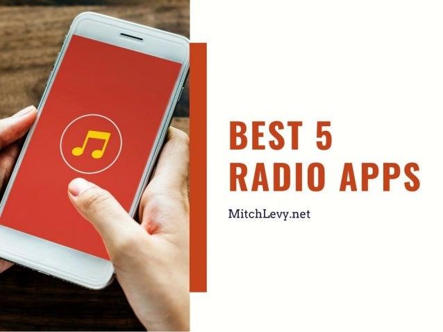 Best Five Radio Apps